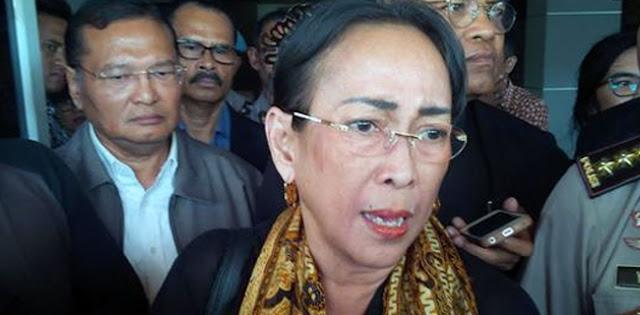 Dianggap Menista Agama, Sukmawati Soekarnoputri Dilaporkan Ke Polda Metro Jaya