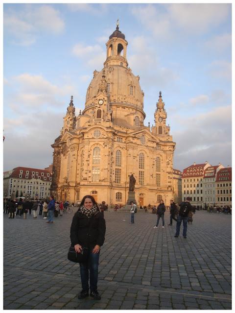 [Viajando na História] O mês de Fevereiro na História - Dresden reconstruída depois da destruição na Segunda Guerra Mundial