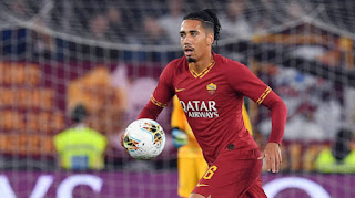 Roma Reportedly Make Offer of €17m to keep Red Devils Loanee Chris Smalling