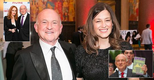 Owner of Scholastic leaves the $1.2BILLION Harry Potter publisher to his LOVER and cuts out his two sons and ex-wife in surprise will after he died suddenly aged 84 on a walk in Martha's Vineyard