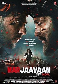 Marjaavaan 2019 Hindi Full Movie DVDrip Download mp4moviez