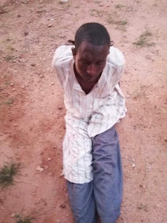 Photos: One suspect killed, another captured as troops foils armed robbery along Jangebe-Gusau road, Zamfara State