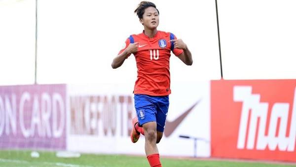 Oficial: Portimonense, firma cedido Lee Seung-Woo