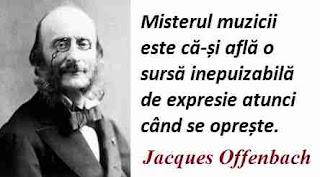 Maxima zilei: 20 iunie - Jacques Offenbach