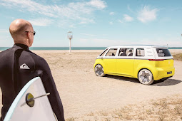 Volkswagen ID Buzz concept review