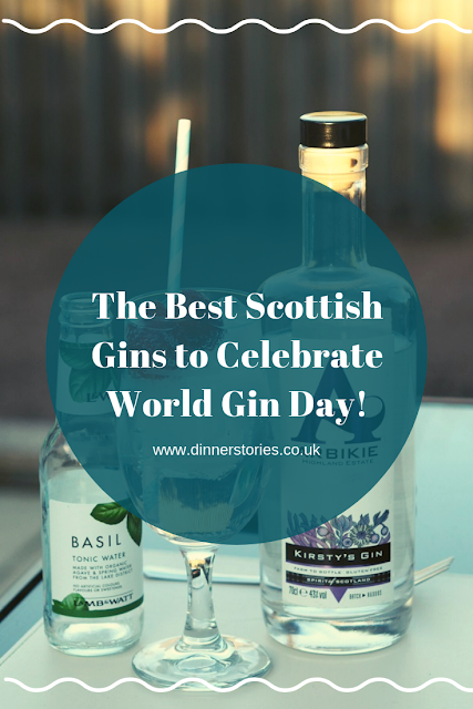 PIN THIS: The Best Scottish Gins to Celebrate World Gin Day