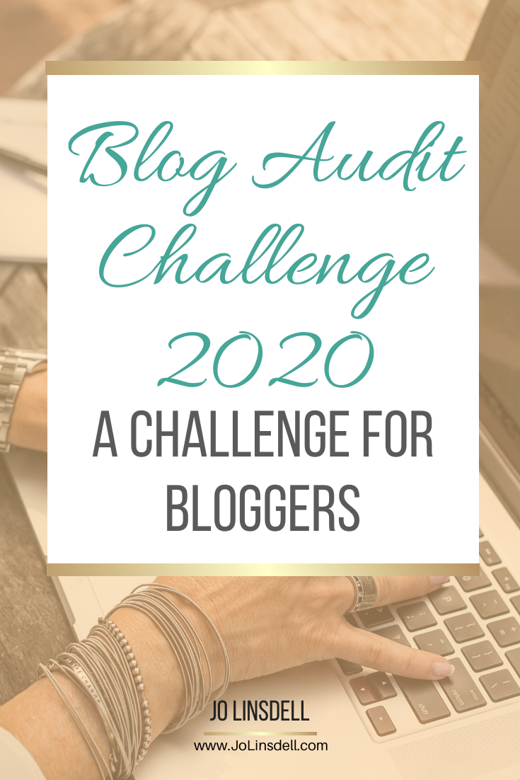 Blog Audit Challenge 2020 #BlogAuditChallenge2020 #Blogging #Bloggers