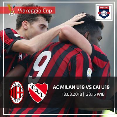 AC Milan U19 vs CAI U19