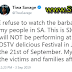 Xenophobia: Tiwa Savage pulls out of South African event over the attacks against Nigerians
