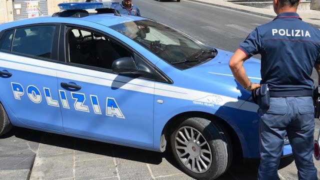 Cerignola: la Polizia di Stato, per spaccio e detenzione di arma abusiva, arresta due cerignolani [VIDEO]