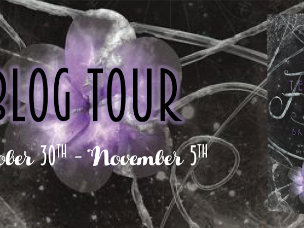 Tears of Frost Blog Tour: Playlist, Favorite Quotes, Review, Giveaway