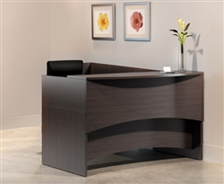Mayline Brighton Series Reception Desk