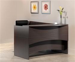 Mayline Brighton Series Reception Desk