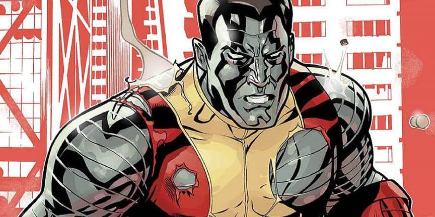 Colossus Marvel Comics