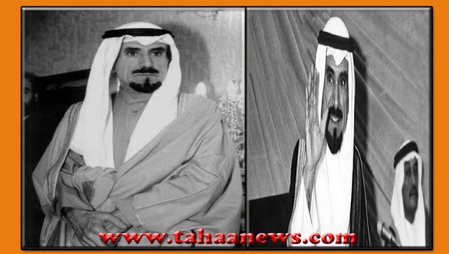 فى الذكرى الـ 14 لوفاة امير القلوب الشيخ جابر الاحمد