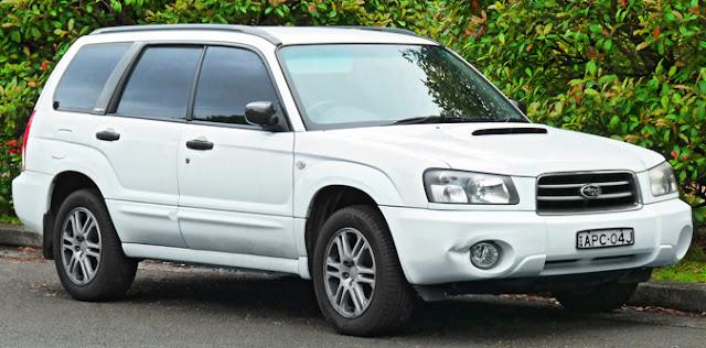 Subaru Forester XT 2.5