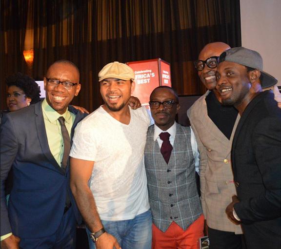 africa magic awards 2015 party