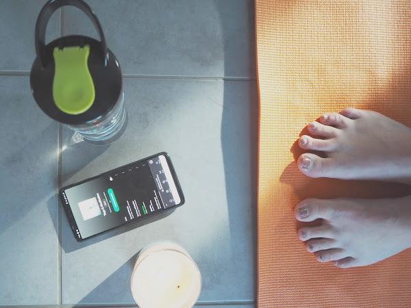 Mielen ja kehon hallintaa joogan avulla