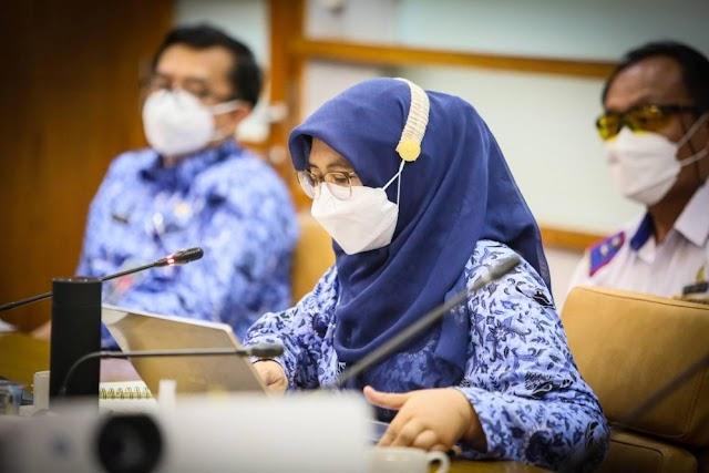 Ahyani : Vaksinasi di Kota Bandung Berdasarkan Kepastian Sasaran Dan Ketersediaan Vaksin