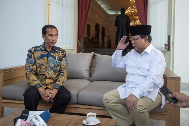 PDIP Tampik Isu Mahar Triliunan Rupiah Jadikan Prabowo Cawapres Jokowi