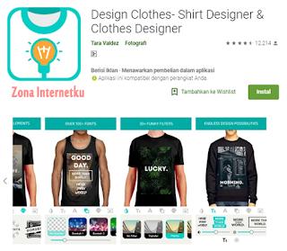 Design Clothes - Shirt Designer & Clothes Designer