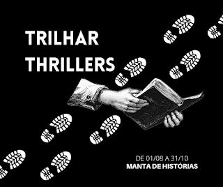 Trilhar Thrillers 2021 - Desafio de Leitura