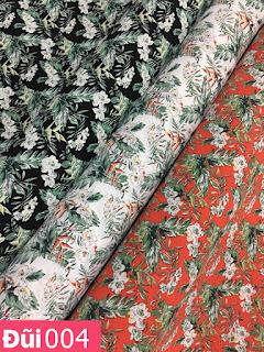 Vải Đũi Thời Trang - MSP DUI004