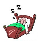 sleep in spanish