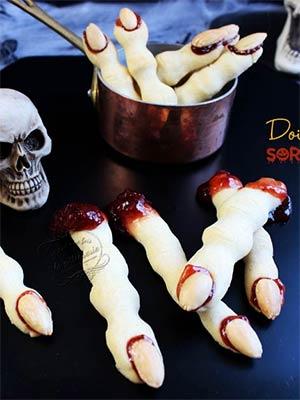 recette pâtisserie halloween