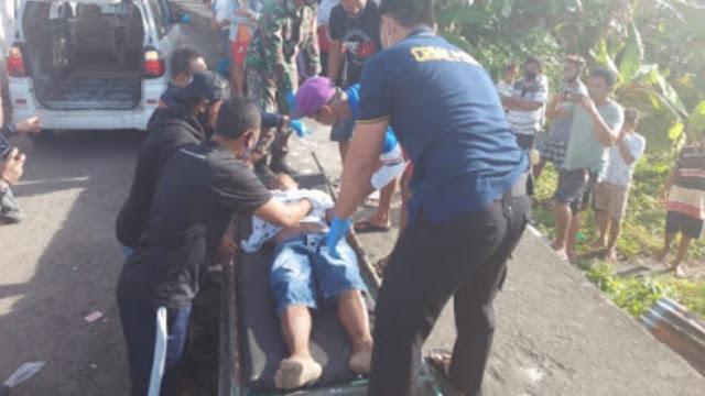 Pria Asal Laikit Meregang nyawa akibat Kelebihan Miras
