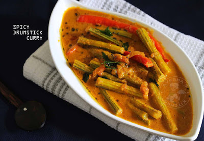 muringakkaya mulaku curry kerala style muringakka curry mulaku curry spicy drumstick curry indian veg curry recipe stir fry drumstick thoran side dish recipe