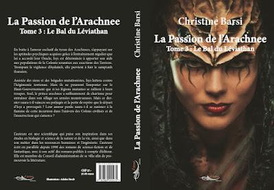 La Passion de l'Arachnee - Tome 3 : Le Bal du Léviathan