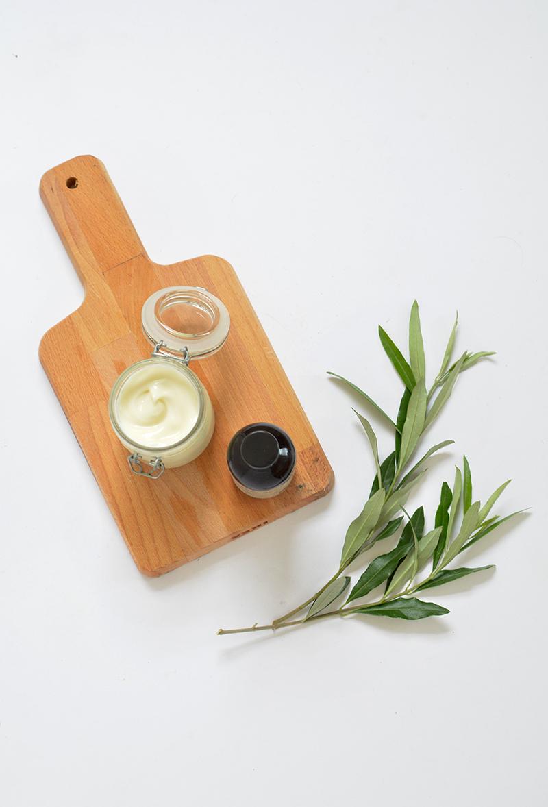 moisturiser recipe for burnt skin