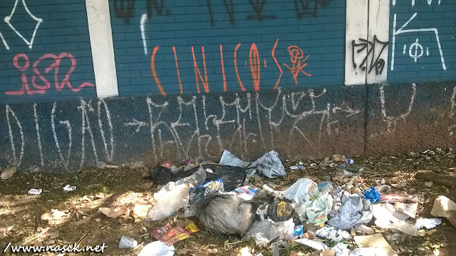 Onde está o Vandalismo, Sociedade?