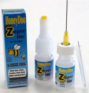 Honey Doo Zuper Glue