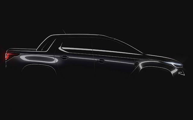 Nova Fiat Strada 2021: foto oficial divulgada