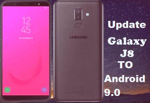 تفليش وتحديث جهاز سامسونغ Firmware Update Samsung J8 2018 to Android