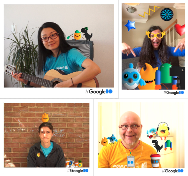 4 examples of Firebase developers using Photo Booth