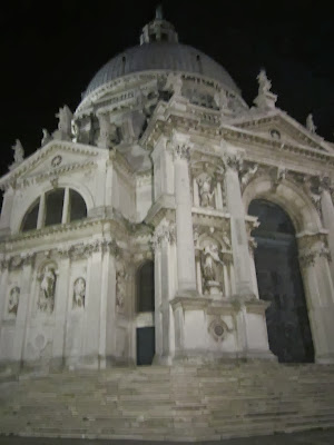 Church of Madonna della Salute - Photo: Cat Bauer venice blog