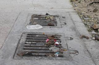 Limpieza de desagües y otras instalaciones con agua a presión