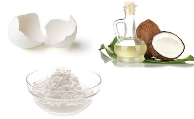 ingredients for egg shell toothpaste