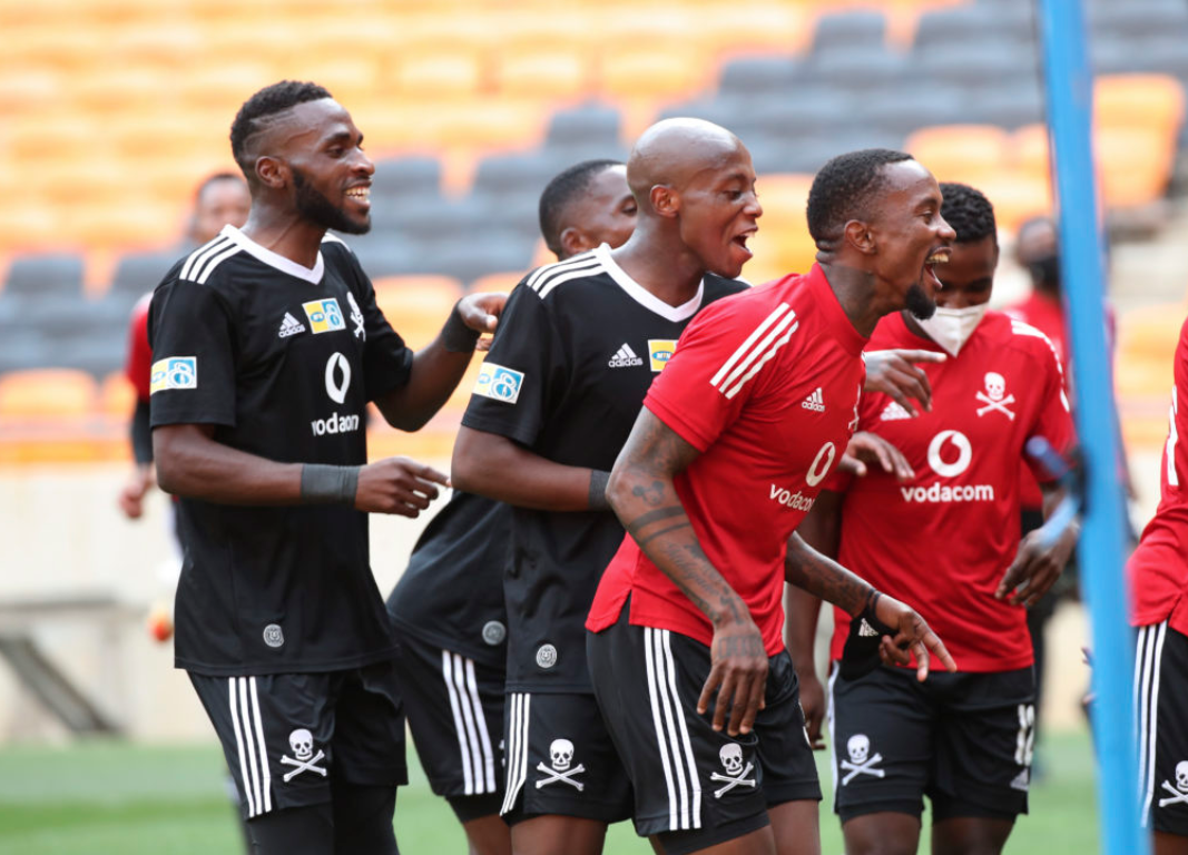 Orlando Pirates will be looking to build on their bright start to the season