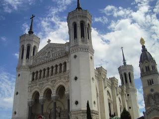 Bazilica Notre Dame de la Fourviere, Lyon