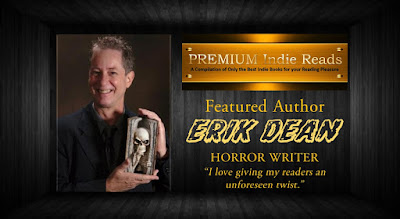 Author Erik Dean, Horror Writer