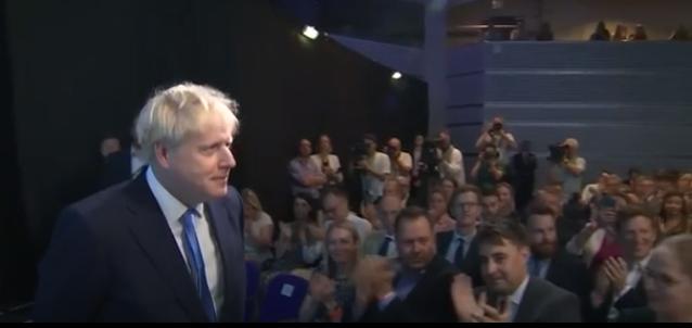 EU Congratulates Boris Johnson - Corbyn calls for new elections 2019
