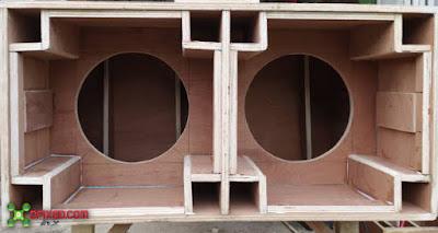 Jenis Box Speaker Planar