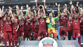FÚTBOL - El Liverpool consigue su 4ª Supercopa de Europa en los penaltis ante el Chelsea