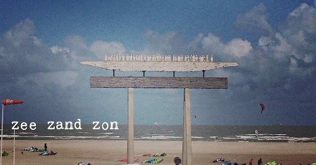 Kunst aan de Noordzee - België - Zeebrugge