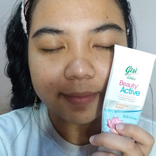 Gizi Beauty Active Lotus Essence Wash and Cream