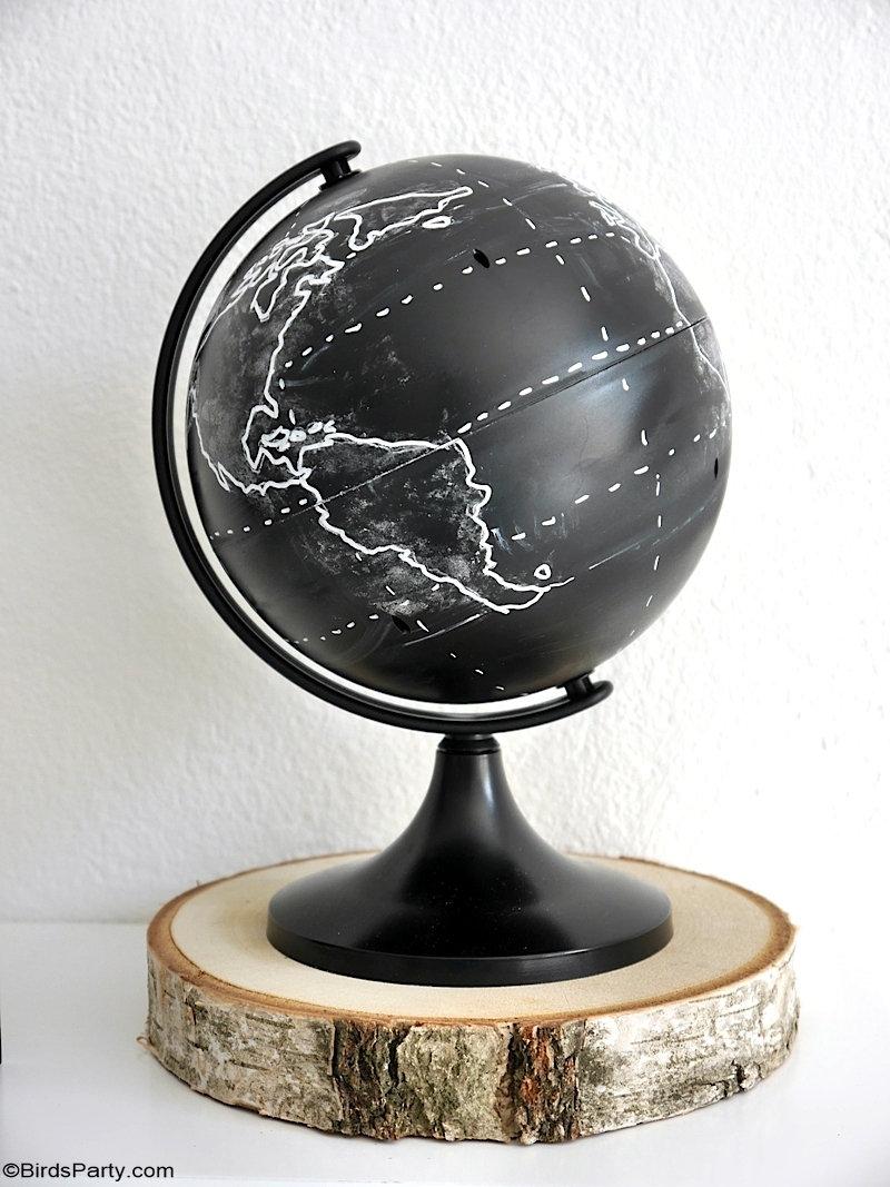 DIY Décoration de Bureau + Printables  - décor fait main, recyclé, facile et bon marché pour votre espace de travail ou votre bureau!